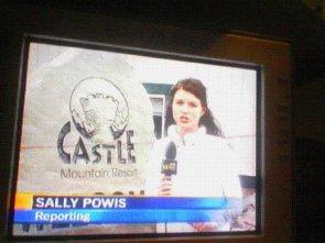 TV reporting