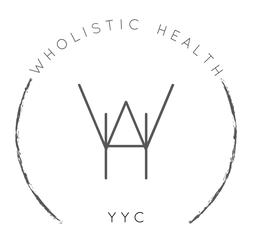 Wholistic Health YYC's Logo